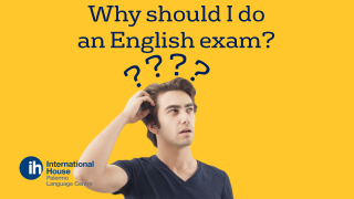 5 Reasons to do an Exam in English